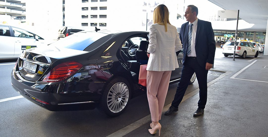 premium limousine service in zug