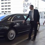 Your Airport Transfer Limo Awaits