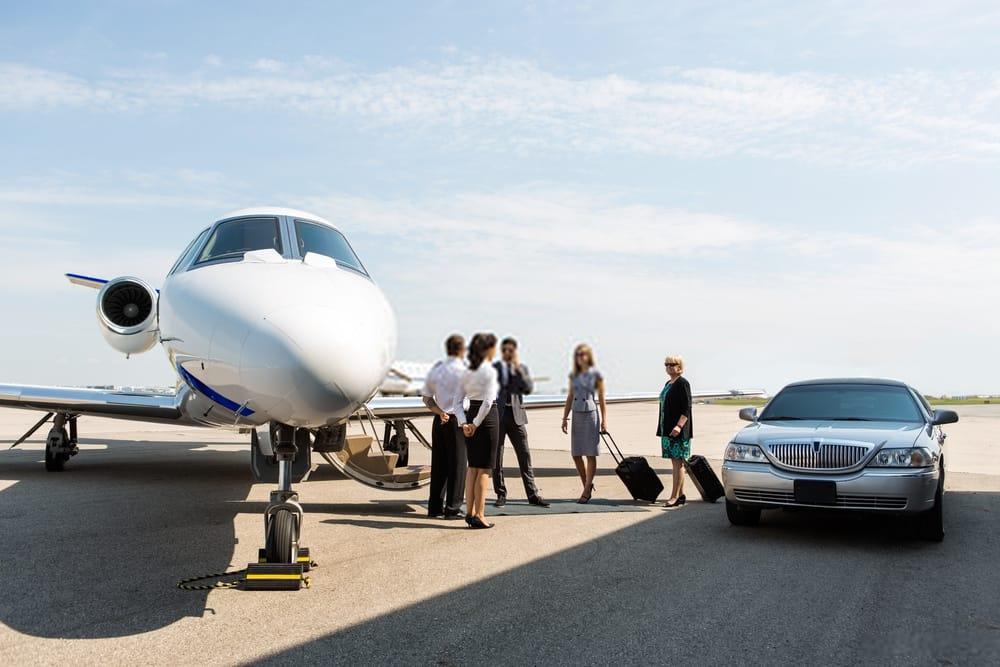 airport shuttle service limousin