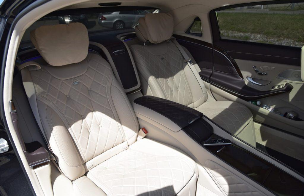 confortable limousine transportation service