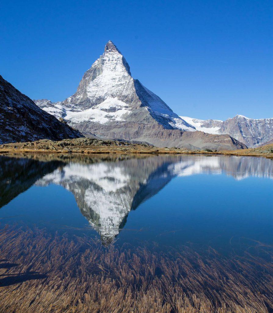 Matterhorn - mountains in switzerland