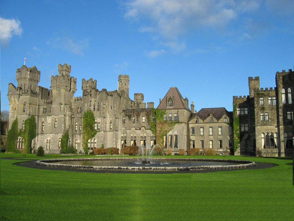 ashford castle - luxury hotel - luxury family holidays