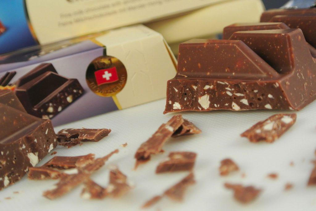swiss chocolate - toblerone