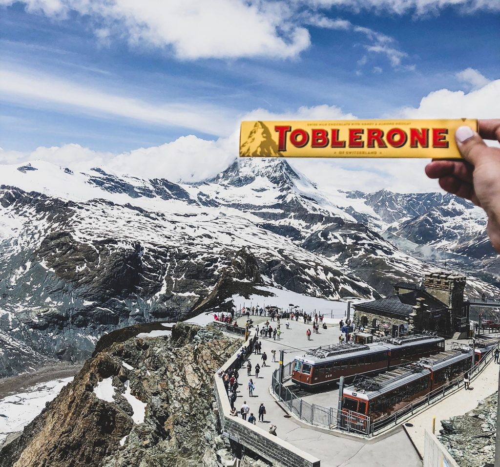 toblerone - matterhorn - swiss chocolate