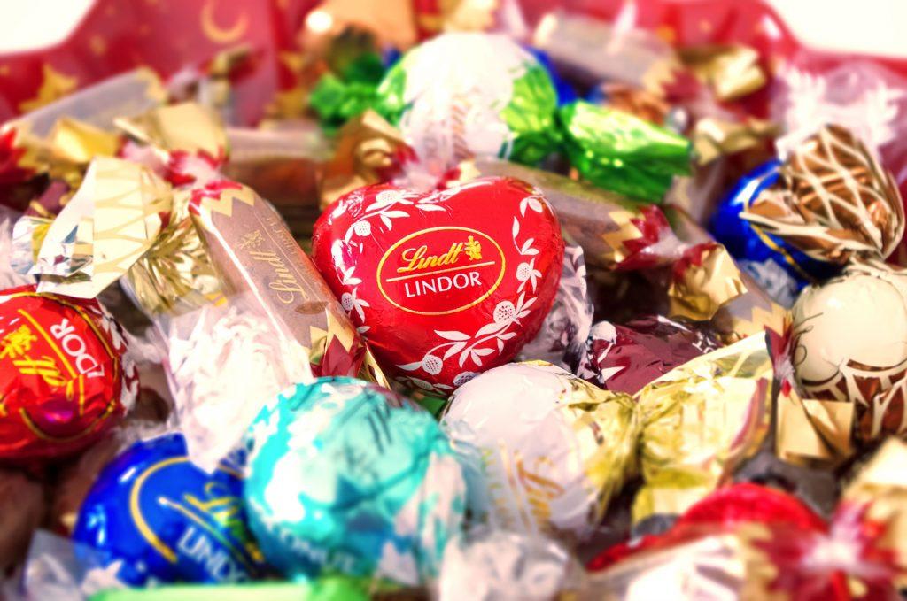 lindt chocolate - swiss chocolate