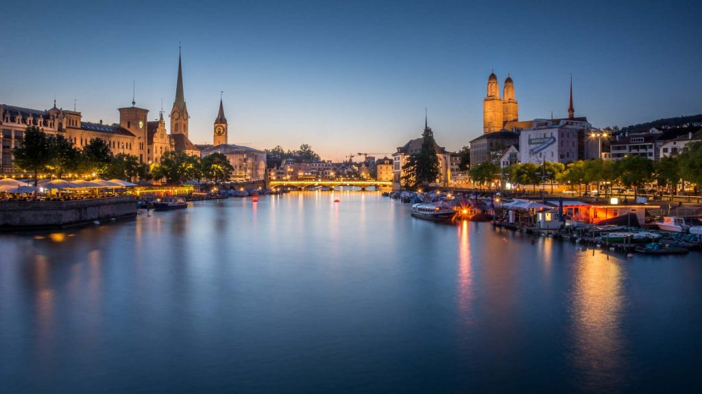 zurich sightseeing - limo car service - sightseeing in a limo